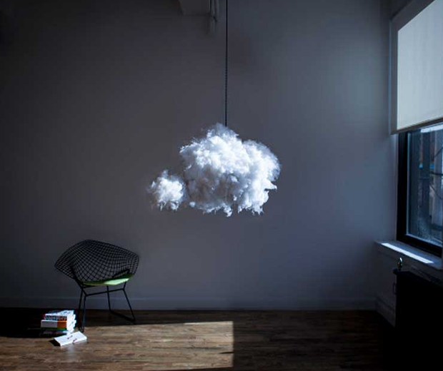 The Cloud Interactive Speaker Lamp