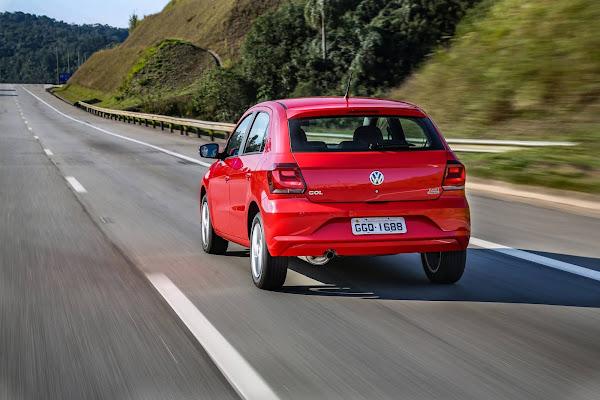 VW Gol 2022 tem novos pacotes de opcionais - fotos, preço e consumo
