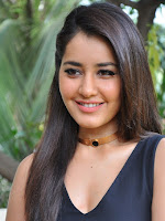 Raashi Khanna in Black-cover-photo