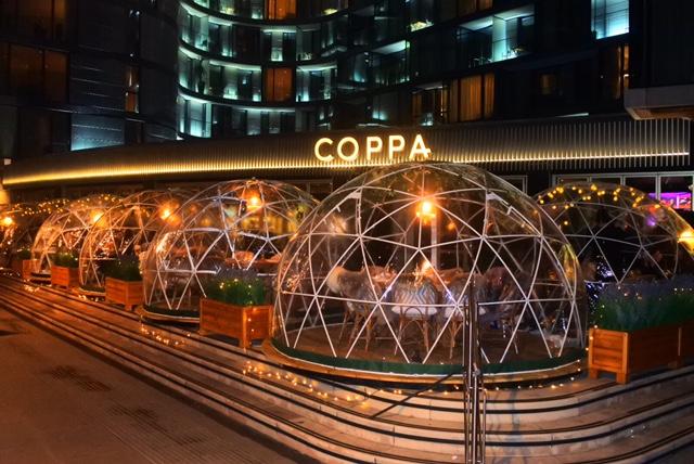 Coppa Club Tower Bridge Raqs And Riches