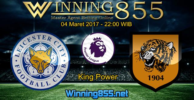 Prediksi Skor Leicester City vs Hull City 04 Maret 2017