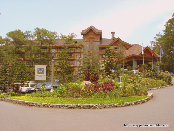 The Manor Camp John Hay Baguio