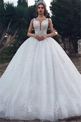 https://www.newarrivaldress.com/g/unique-straps-sleeveless-lace-appliques-v-neck-rhinestones-ball-gown-wedding-dresses-112456.html?cate_2=77?utm_source=blog&utm_medium=teresa&utm_campaign=post&source=teresa