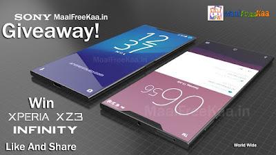 Sony Xperia XZ3 Smartphone MaalFreeKaa
