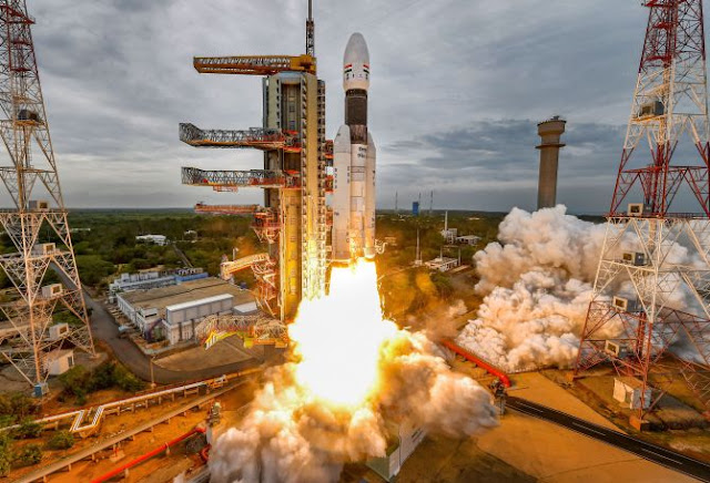 Chandrayaan-2 goes up effectively, places satellite in orbit