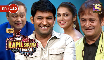 The Kapil Sharma Show Episode 110, Ep. 109 - The Kapil Sharma Show - Team Friendship Unlimited In Kapil's Show download in 480p HDTVRip 300mb.