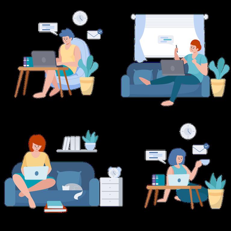 beneficios de ser freelance