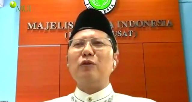 Ketua MUI Usul Masjid Tak Ditutup Total Saat PPKM Darurat