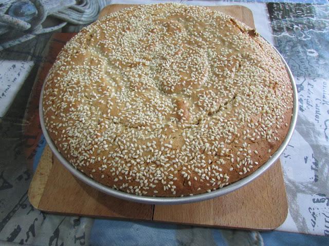 ciasto z Tahini