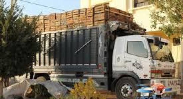 عاجل: توقيف شاحنة محملة بكمية كبيرة من الكازوال المهرب بمدينة أولاد تايمة