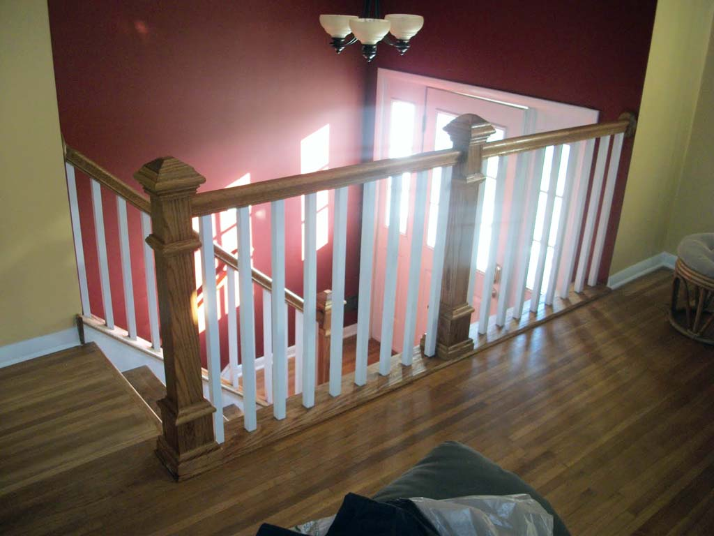 The Numerous Stair Railing Ideas For Your Home Designs