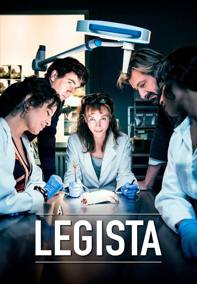 Série exclusiva 'A Legista' já está disponível no Looke