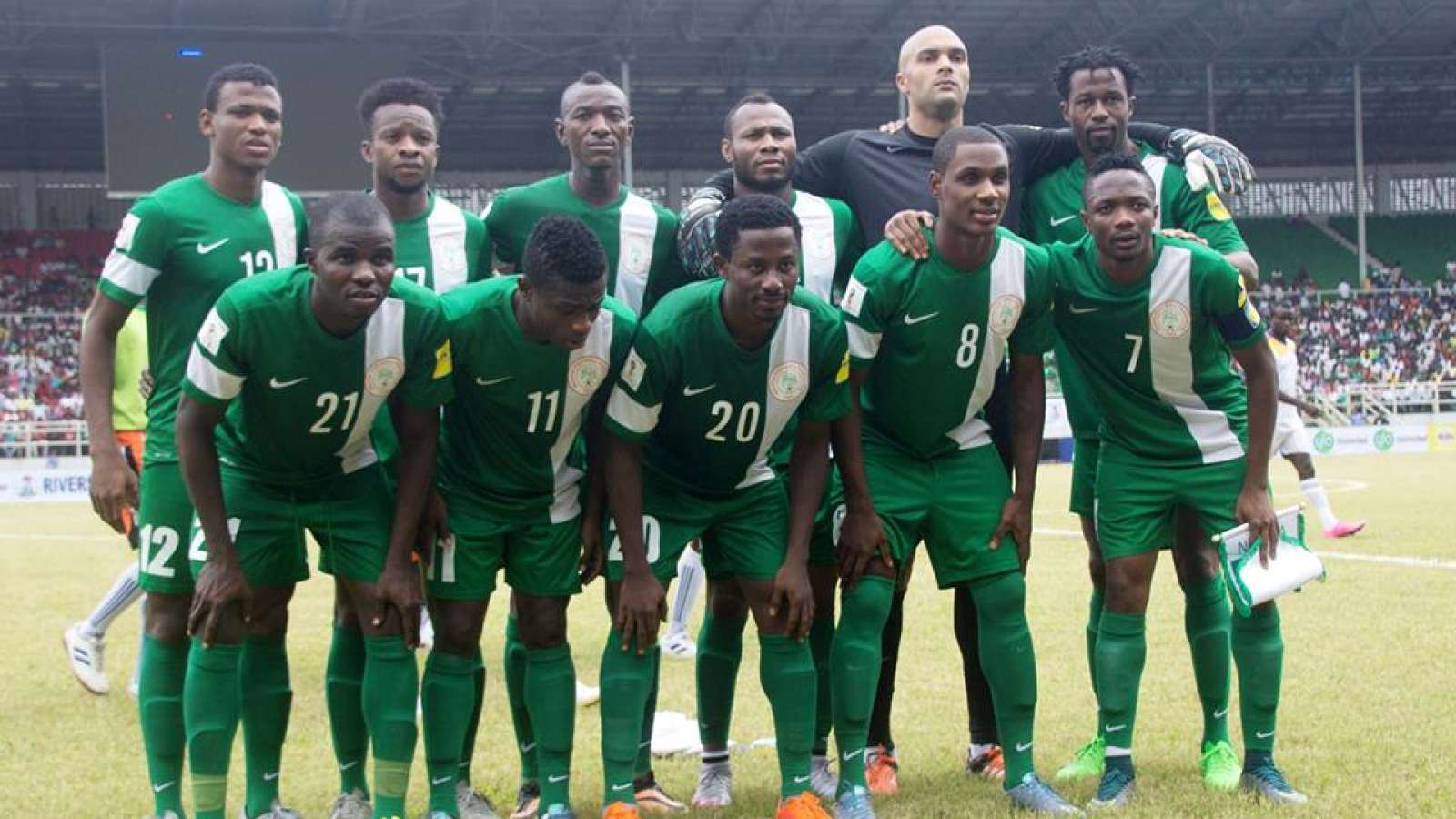 Image result for Nigeria move one step up in latest FIFA ranking
