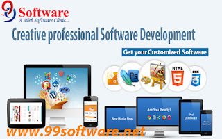 Get your customized Software from '99 Software'
