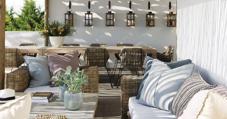 Una pizca de hogar terrazas y balcones libres de sol 4 for Terrazas ibicencas