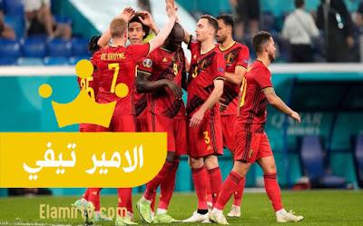 مدرب بلجيكا يكشف موقف هازارد ودي بروين من المشاركة ضد إيطاليا