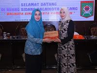 TP PKK dan DLH Kota Bima Studi Tiru ke Kota Malang