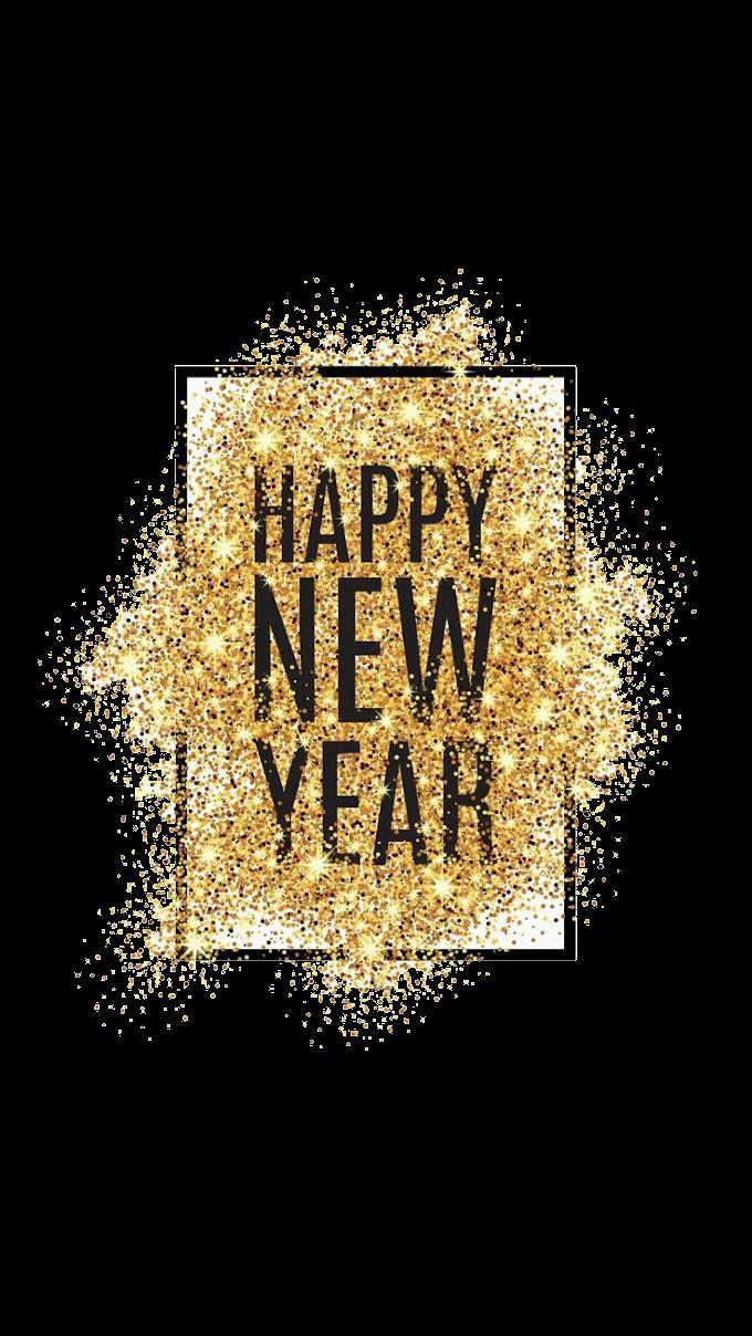 Happy New Year.  Mana Resolusimu?