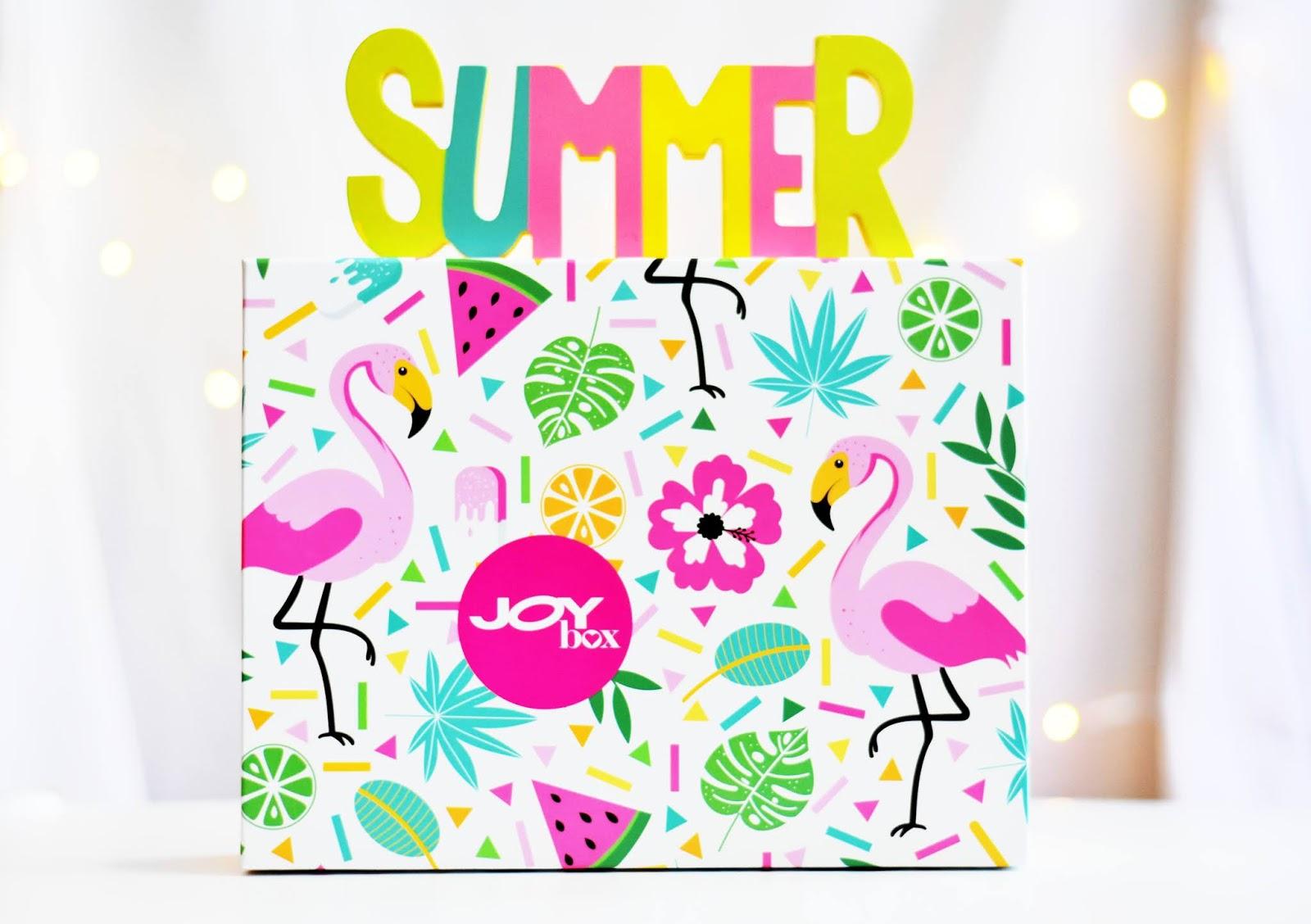 joybox wakacje 2018