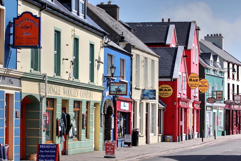 مدن صغيرة ساحرة في ايرلندا