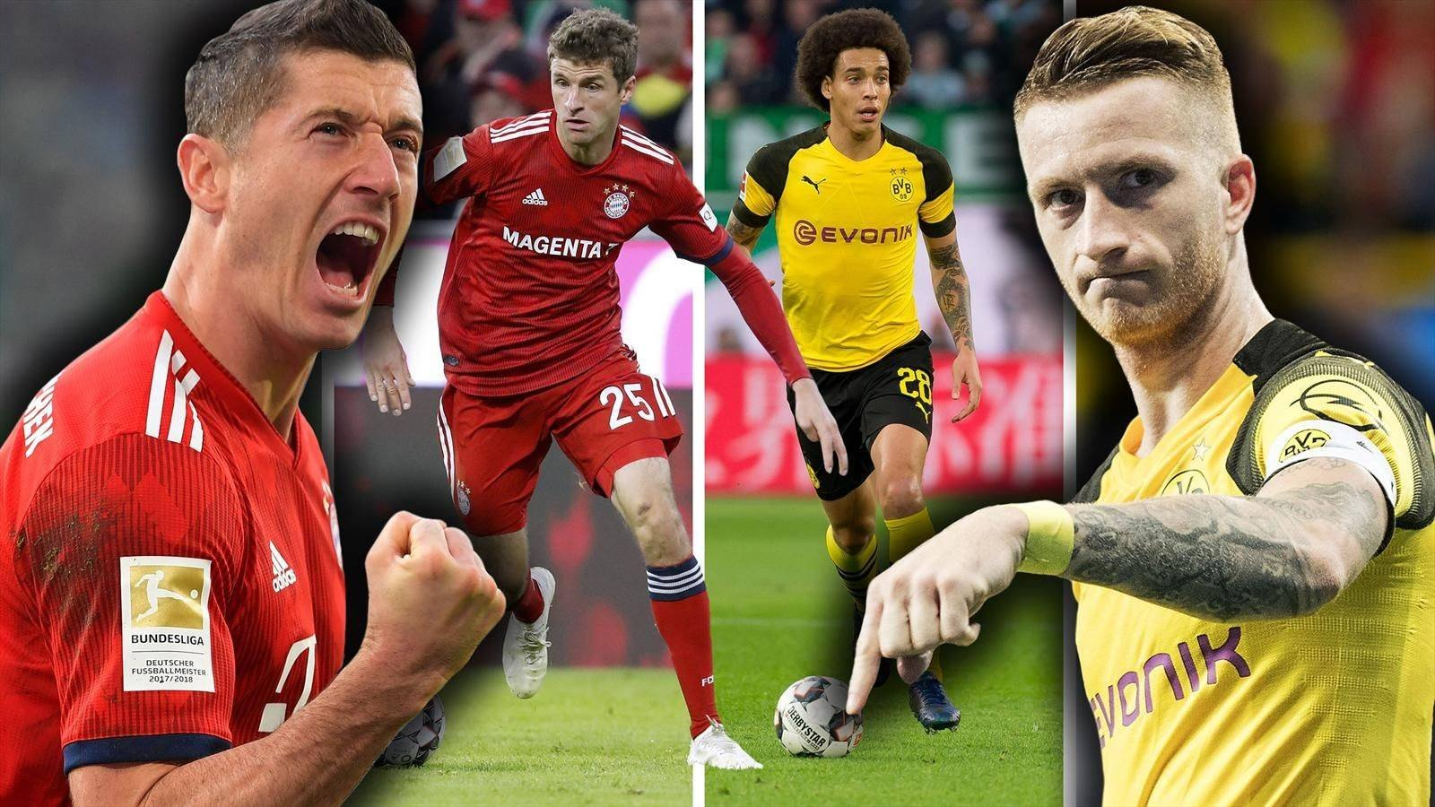 نتيجة مباراة بايرن ميونخ وبوروسيا دورتموند بتاريخ 03-08-2019 كأس السوبر الألماني
