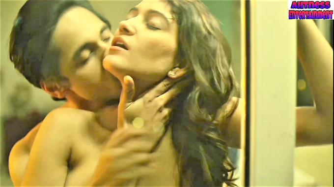 Anuja Joshi hard sex kissing scene - Hello Mini ep1,2,4 (2019) HD 720p