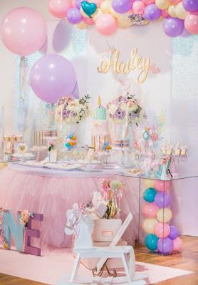 dekorasi ulang tahun anak umur 1 tahun terbaru