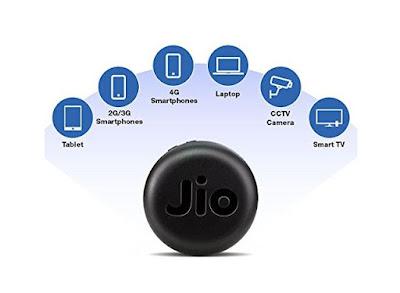 Jio 4G Hotspot