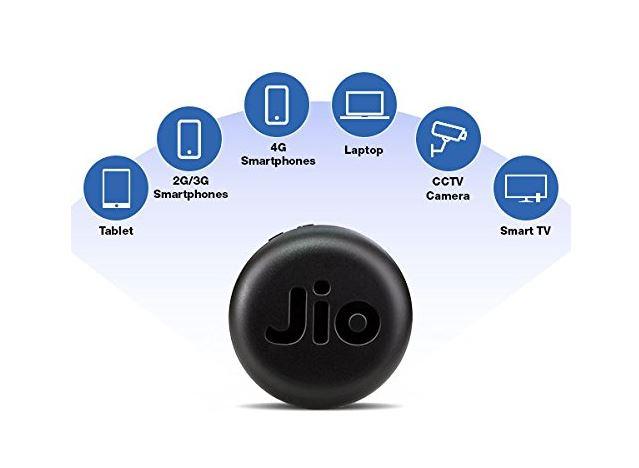 Get Jio 4G Hotspot At 60% Discount June 2019 Deal