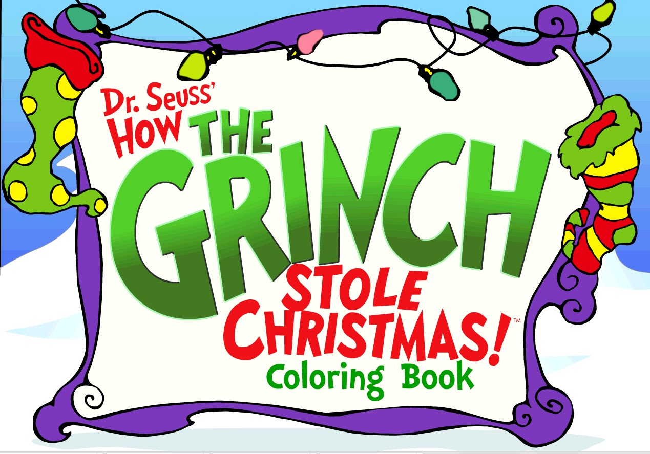 Coloring Pages For Junior High Students : Think teen junior high the grinch s games and activities