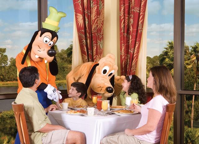 La magia de alojarse en Walt Disney World