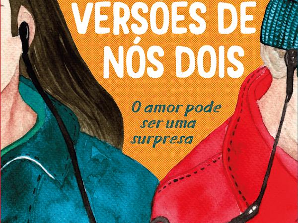 Resenha: As duas versões de nós dois: O amor pode ser uma surpresa - Júlio Hermann