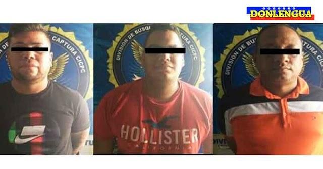 Funcionarios del TSJ detenidos por estafar a comerciantes del estado Falcón