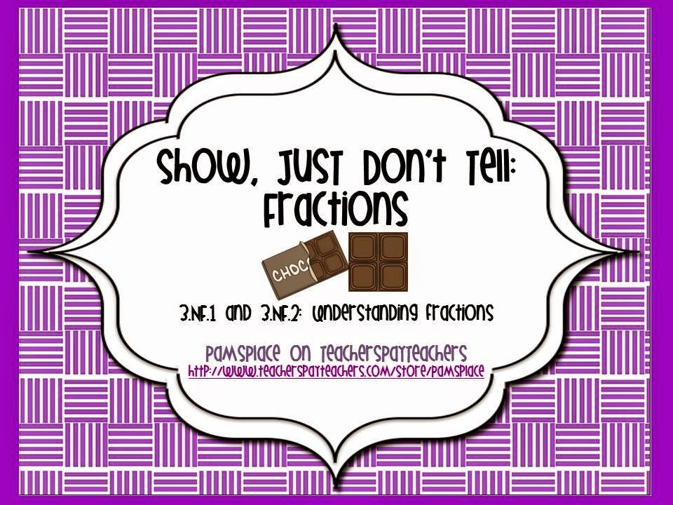 http://www.teacherspayteachers.com/Product/Fractions-Multiple-Representations-Show-Just-Dont-Tell-536991