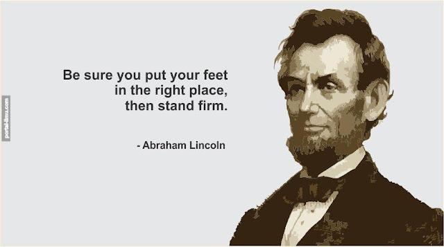 Abraham Lincolns Leadership Skills