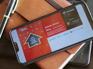 BLOGGER NEWS | Kuota Gratis Aplikasi Belajar Online Bisa Disalahgunakan akan kena uu ITE