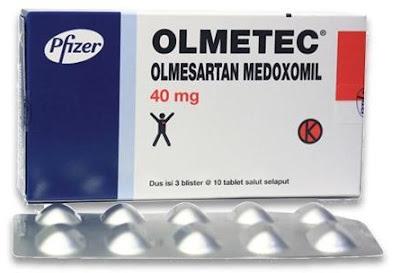 Harga Olmetec Terbaru 2017 Obat Hipertensi Esensial