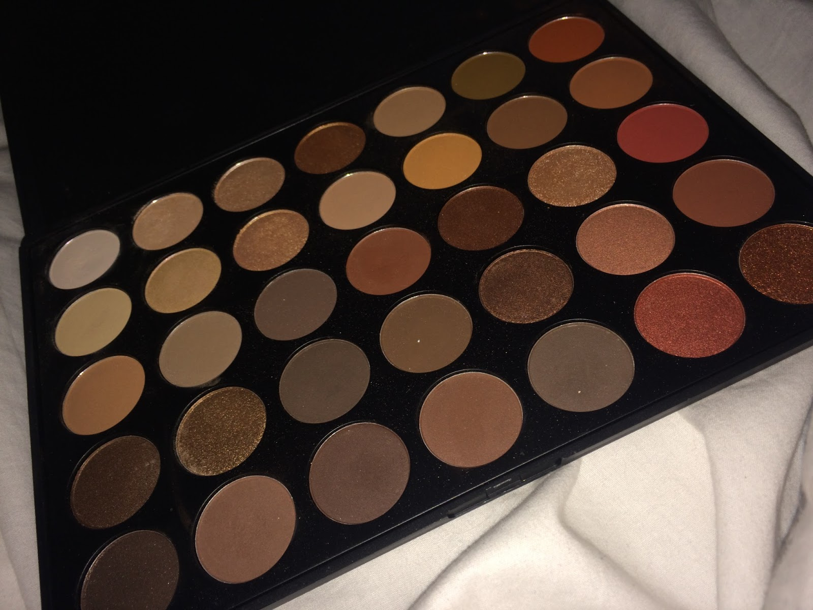 Innovative Cass Taylr Morphe 35O Palette Review