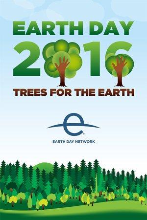 Poster Hari Bumi 2016