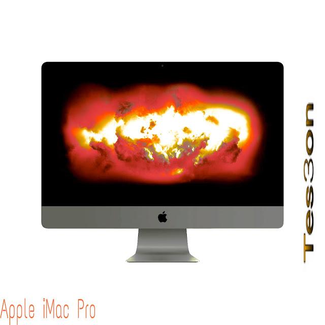 """أفضل كمبيوتر لتصميم الجرافيك """"Apple iMac Pro"""""""