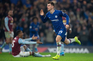 Aston Villa vs Chelsea Predicted lineup, preview and Team news.
