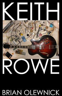 Brian Olewnick, Keith Rowe: The Room Extended