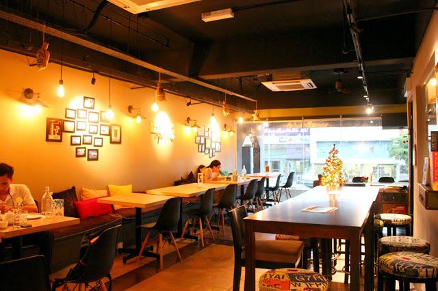 Cafe Lafayette (New Breakfast Menu) @ Damansara Uptown, PJ - f i n d i n g // f a t s
