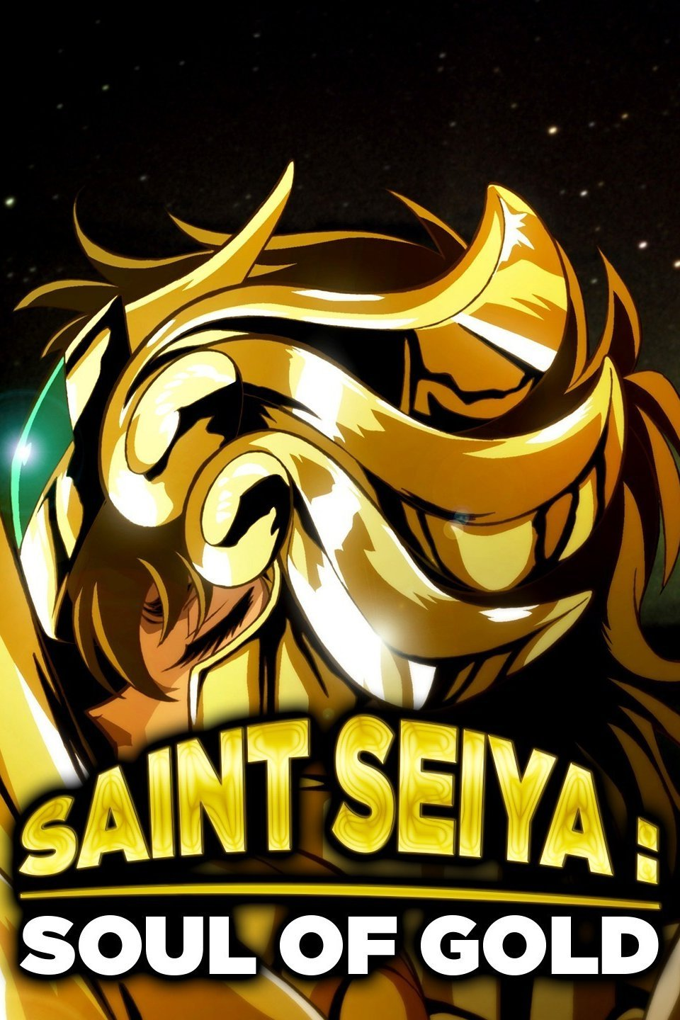 Saint Seiya - Soul of Gold ,聖闘士星矢 -黄金魂 soul of gold , Anime . HD . 720p , Action, Adventure, Fantasy, Sci-Fi, Shounen