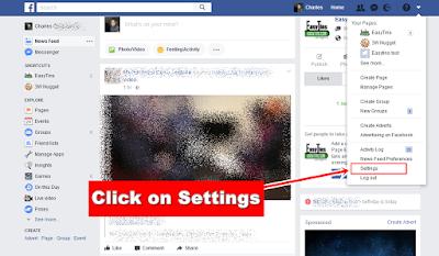 Facebook-settings