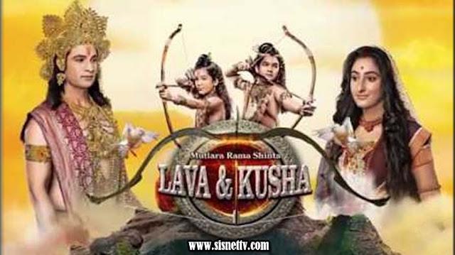 Sinopsis Lava Dan Kusha Jumat 6 November 2020 - Episode 5
