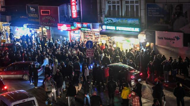 Τουρκία: Σκηνές χάους από την επιβολή του διήμερου lockdown