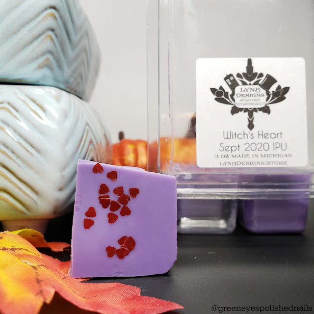 LynBDesigns | Witch's Heart Wax Melt