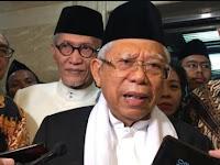 Muhammadiyah Minta RUU Pesantren Ditunda, Ini Kata Kiai Ma'ruf Amin