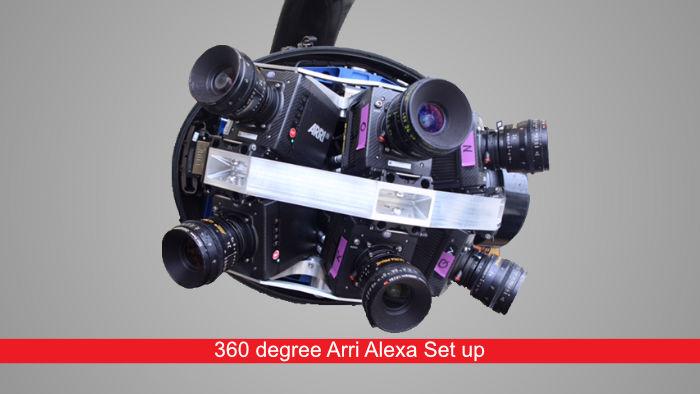 Arri Alexa Mini - Specification - Review - Price » Shoot My